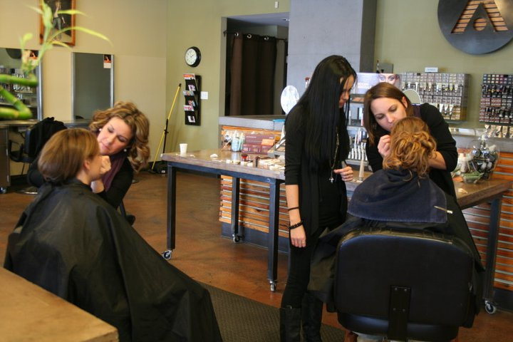 Cosmetology Beauty School AVEDA Institute Tallahassee Florida Fl FLA