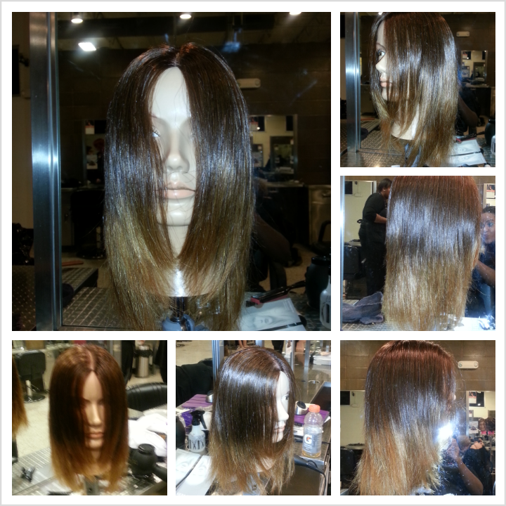 tallahassee beauty school student hair