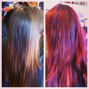 aveda institute tampa bay red hair color full spectrum
