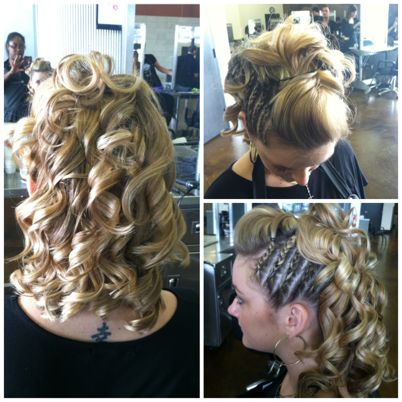 Aveda Institute Tampa Bay Beauty School Hair style how to guide