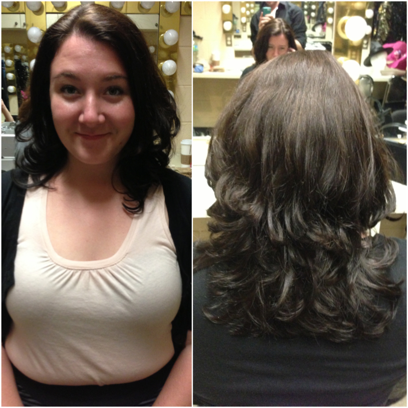 Aveda Salon Service From Cosmetology Student at Aveda Institute Tallahassee
