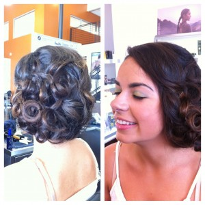 Updo Prom Hair Styles