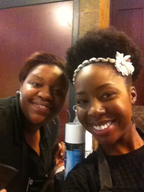 Aveda Institute Tallahassee Beauty School Student