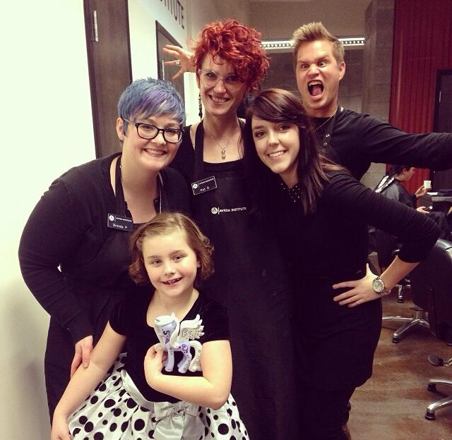 Changing Lives At Aveda Institute Nashville