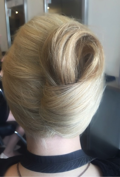 Create A French Twist Be Aveda