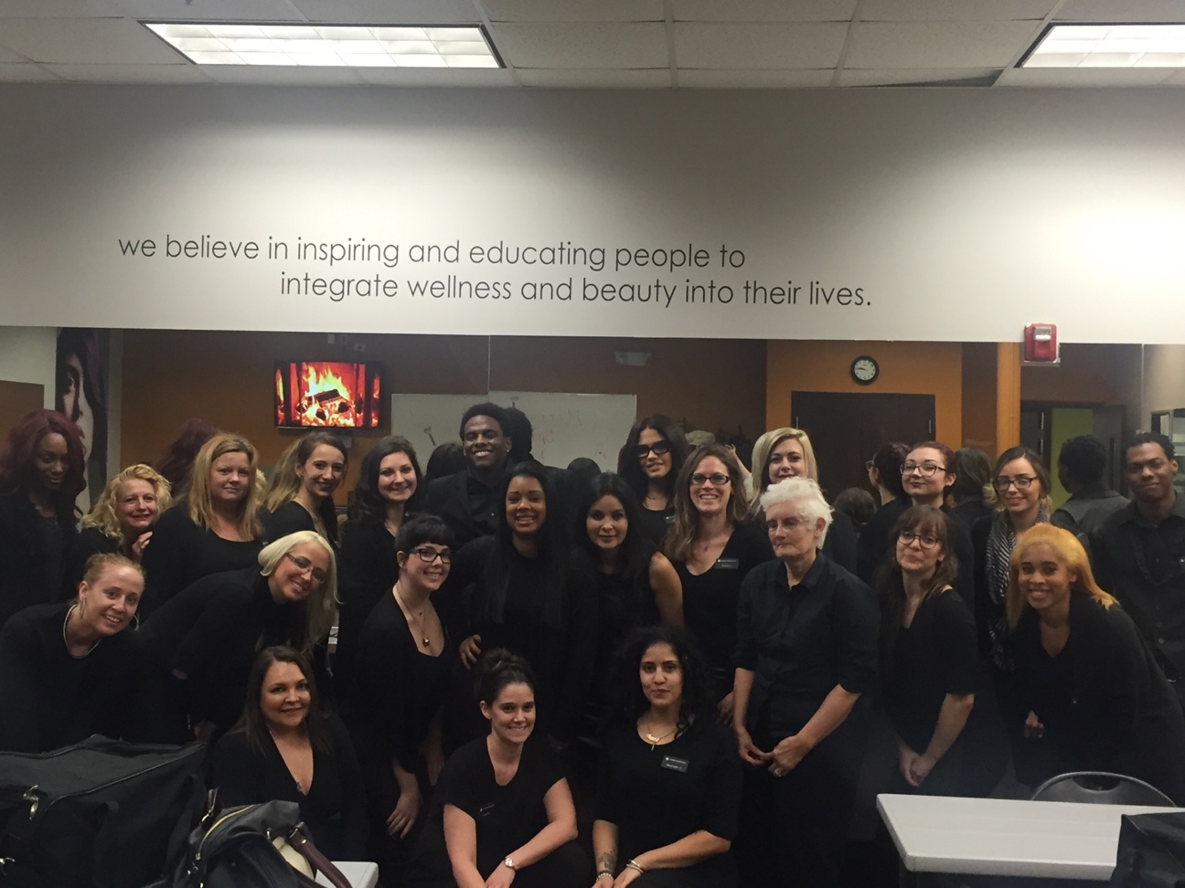 orlando beauty school studens