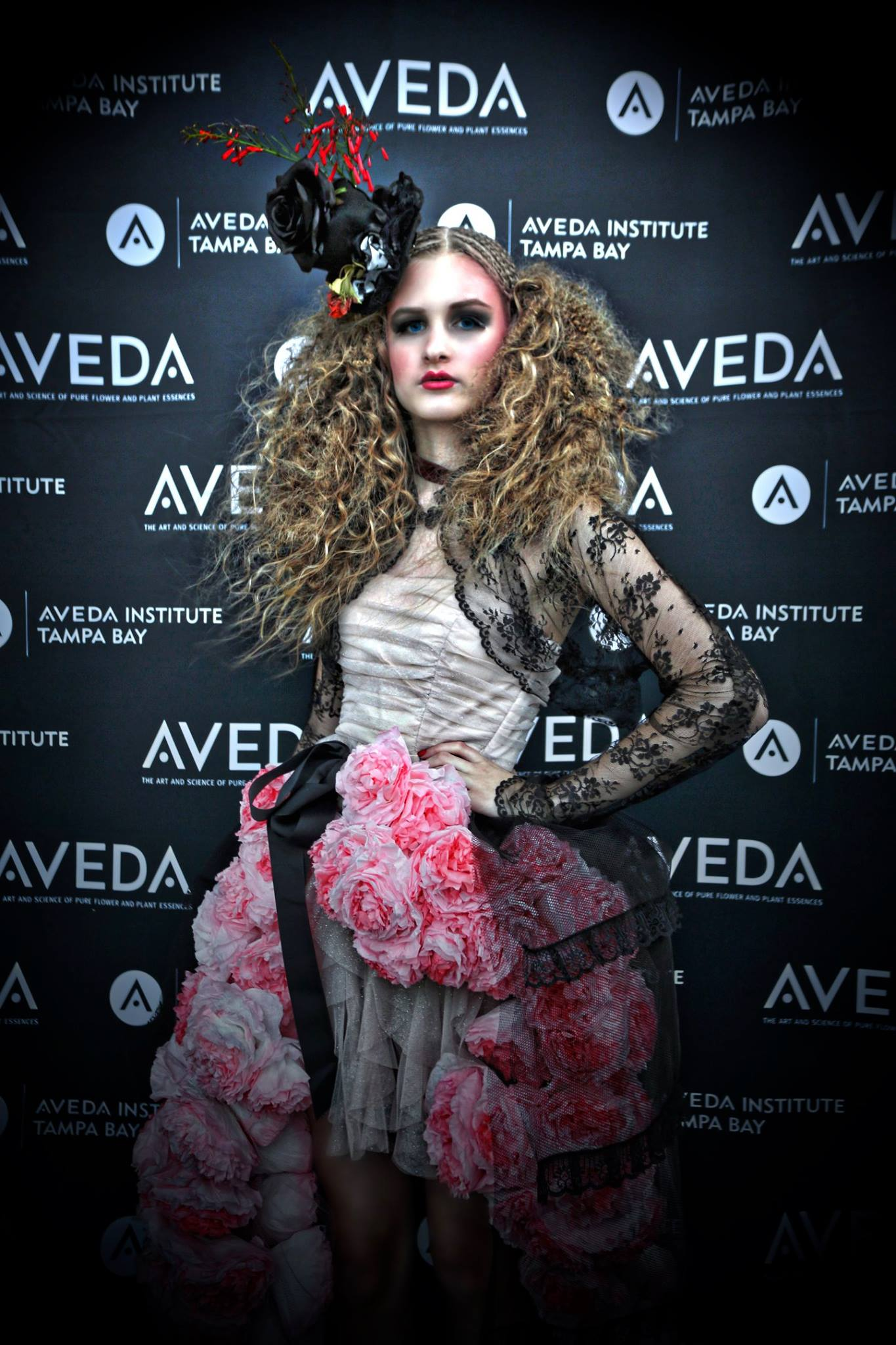Aveda Catwalk for Water 2016