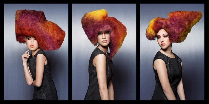 Aveda Institute Birmingham Student NAHA submission