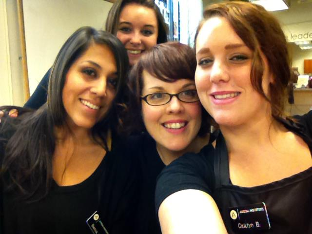 Educators from Aveda Institute Tampa Baay
