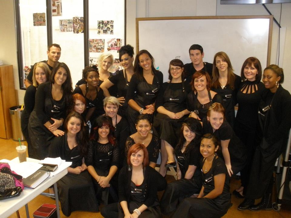 Aveda Institute Tampa Bay Students