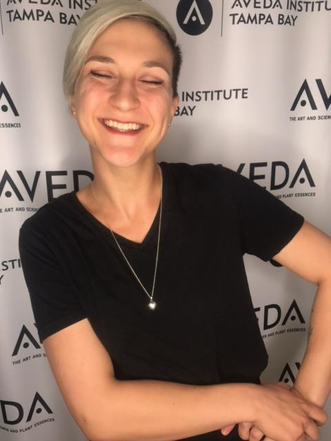 Image of Aveda Beauty Student